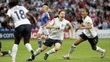 Watch the best 2005 Women's EURO goals