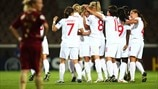 Watch the best 2009 Women's EURO goals
