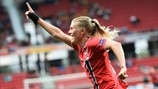 See Norway's 2013 winner against the Netherlands