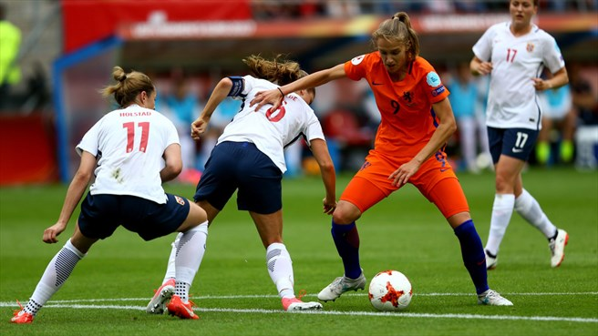 Women's World Cup qualifying: how it works