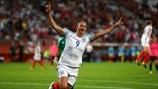 See Taylor hat-trick goal and the biggest Women's EURO wins