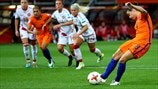Highlights: Netherlands v Denmark