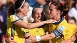 Highlights: Sweden v Russia