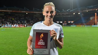 Every player of the match at Women's EURO
