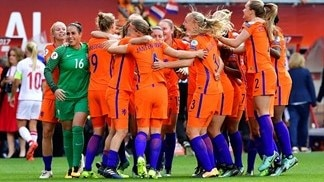 Record numbers help UEFA Women's EURO raise bar