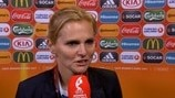 Sarina Wiegman: 'This is a dream come true'
