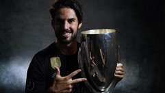 'Proud' Isco on Madrid's Super Cup glory