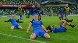 WU19 EURO semi-final highlights: Germany 1-2 France