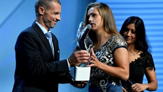 Women's Player of the Year: why Lieke Martens won