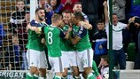 Highlights: Northern Ireland v Czech Republic