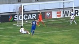 Highlights: Azerbaijan v San Marino