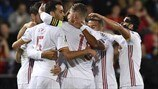Highlights: Liechtenstein v Spain