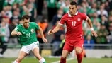 Highlights: Republic of Ireland v Serbia