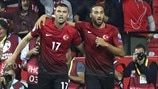 Highlights: Turkey v Croatia