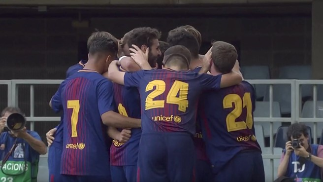 UEFA Youth League TV match picks, highlights