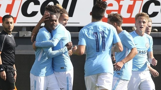 Manchester City among eight Wednesday winners