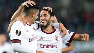 Highlights: Milan, Nice and Zenit score freely, Atalanta shine