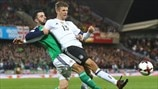 Conor McLaughlin (Northern Ireland) & Thomas Müller (Germany)