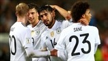 Germany's top five European Qualifiers goals