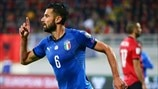 Highlights: Albania v Italy