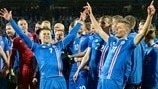 Iceland's top five European Qualifiers goals
