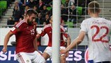 Highlights: Hungary v Faroe Islands