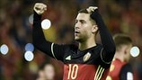 Belgium's top five European Qualifiers goals