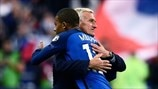 Didier Deschamps & Kylian Mbappé (France)
