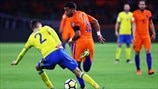 Highlights: Netherlands v Sweden