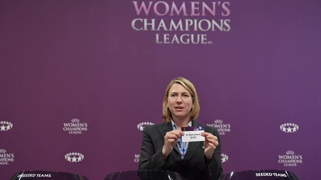 UEFA Women's Champions League 2017/18 Round of 16 Draw
