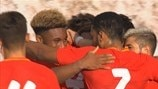 UEFA Youth League highlights: Monaco 3-0 Beşiktaş