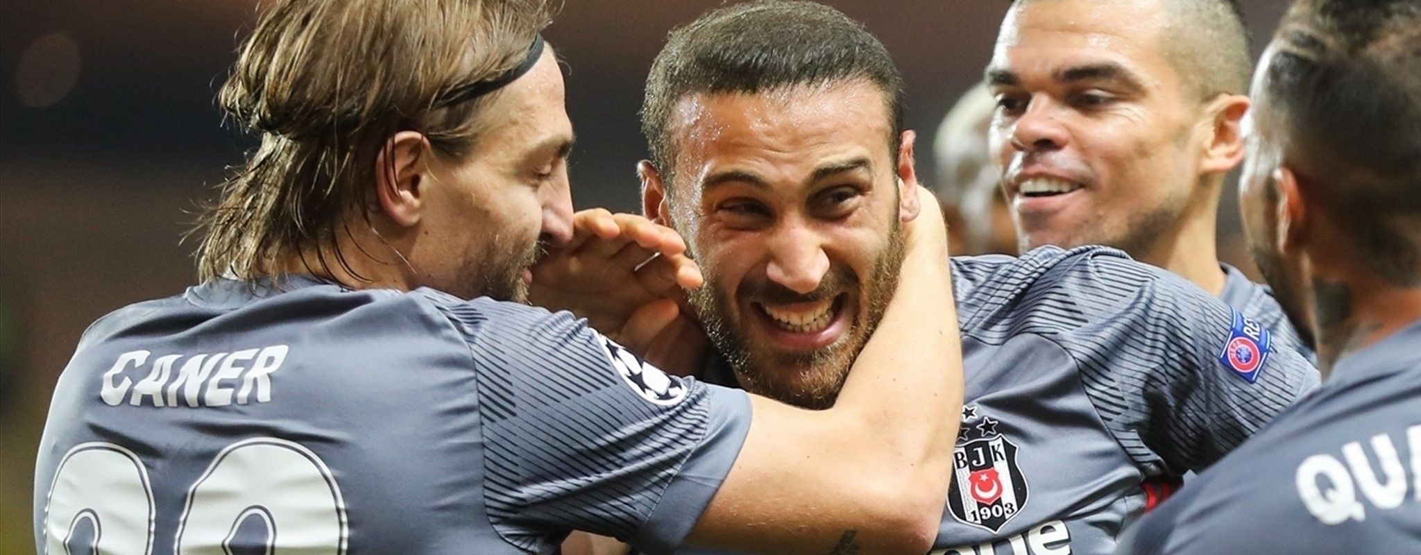 Cenk Tosun Strike voted Goal of the Group Stage