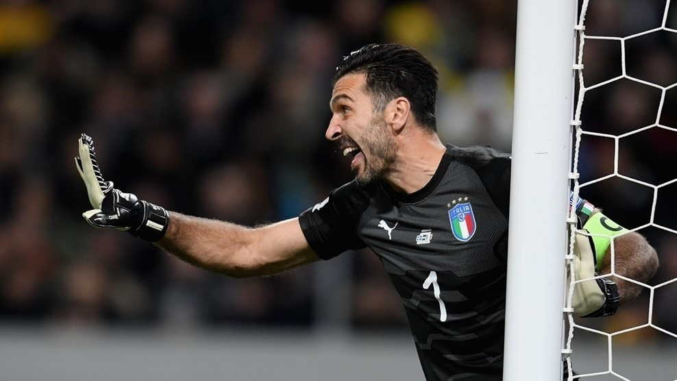 3c11b76daef What you might not know about new Paris signing Buffon - UEFA Champions  League - News - UEFA.com