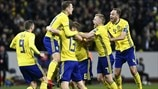 Sweden's top five European Qualifiers goals