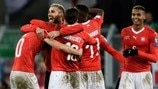 Highlights: Switzerland v Northern Ireland