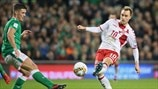 Denmark's top five European Qualifiers goals