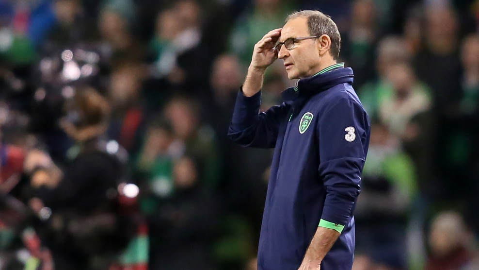 Martin O'Neill (Republic of Ireland)