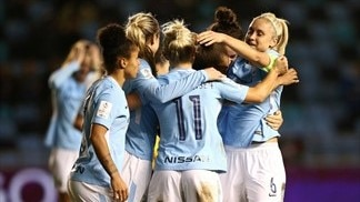 Women's Champions League quarter-finalists set