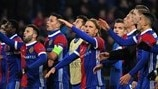 Basel welcome Manchester City for last-16 opener
