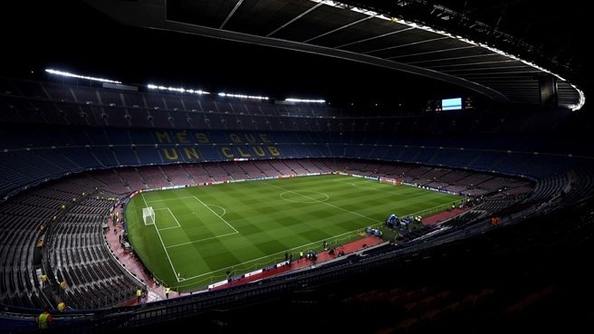 UEFA Futsal Cup draw at Camp Nou on 14 March