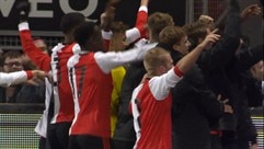Watch Feyenoord edge seven-goal thriller