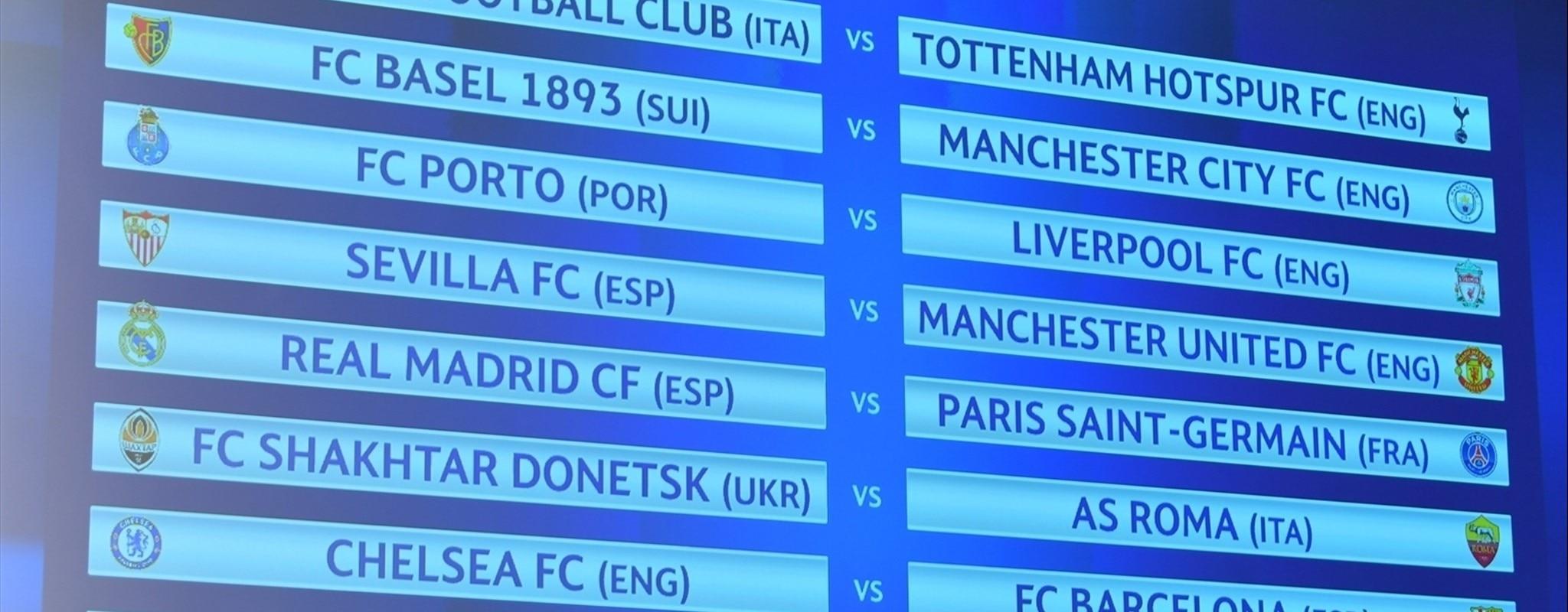 2526429 UltraWide CL: nas oitavas, Real Madrid X PSG. Castigaço!
