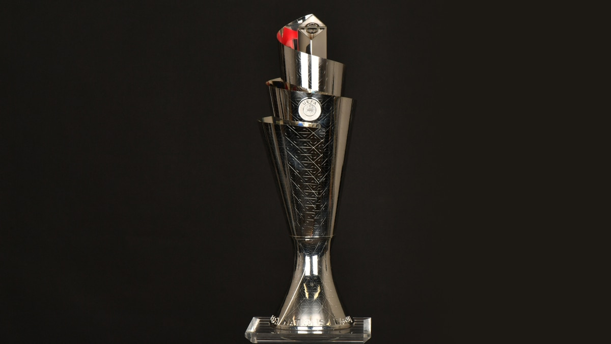 UEFA Nations League trophy and music revealed - UEFA ...