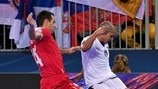 Highlights: Serbia v Italy
