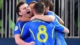 Highlights: Romania v Ukraine