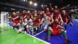 Portugal win Futsal EURO, Ricardinho top scorer: at a glance