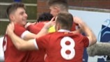 Highlights: Liverpool edge rivals United