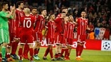Bayern hold off Sevilla to reach last four again