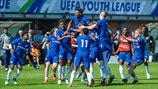 Semi-final highlights: Chelsea win dramatic penalty shoot-out