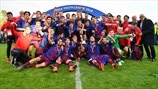 UEFA Youth League final highlights